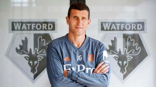 Javi Gracia has led the club to their best ever Premier League start. AFP