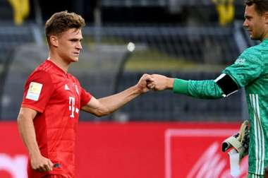 Les compos probables du match de Bundesliga entre le Bayern Munich et Düsseldorf. AFP