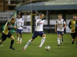 La pique lancée à Bale par Mourinho. AFP