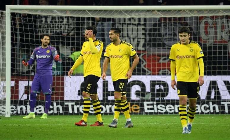 El Borussia está preparado para un cambio de cara en verano. AFP