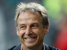 Ex-Germany coach Klinsmann takes charge at Hertha Berlin. AFP