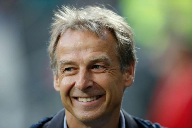 Ex-Germany coach Klinsmann takes charge at Hertha Berlin. AFP