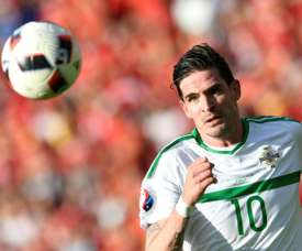 Lafferty will have to sit the game. AFP