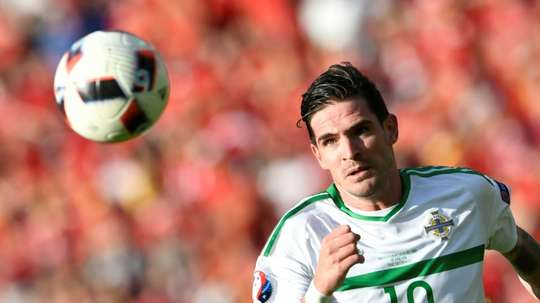 Lafferty the subject of interest from Rangers. AFP
