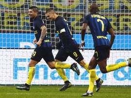 El Inter ultima la llegada de Nicoló Zaniolo al conjunto de Luciano Spalletti. AFP