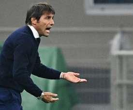 Inter have options at left-back. AFP