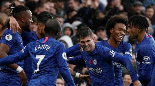Chelsea quer se reforçar com grandes jogadores. AFP