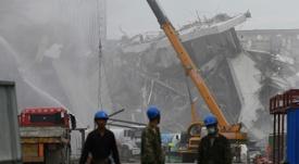 Beijing's Workers' Stadium razed as China eyes World Cup bid. AFP