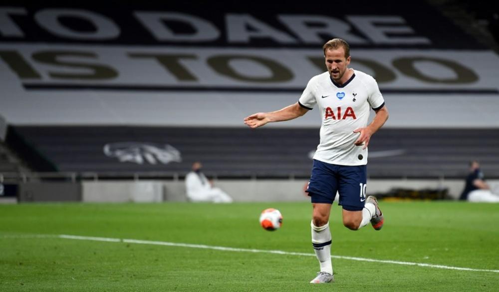 Tottenham will fine Kane for missing training again. AFP