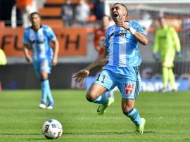 Payet on target as Marseille hammer Lorient. AFP
