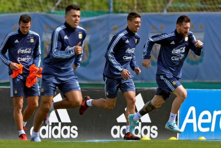 Argentina are worried that Ecuador could be offered some extra motivation. AFP