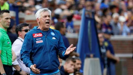 Serie A coaching shuffle gives Ancelotti's Napoli hope of toppling Juventus