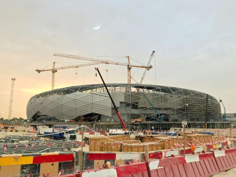 Qatar to test new 2022 stadium during Club World Cup. AFP