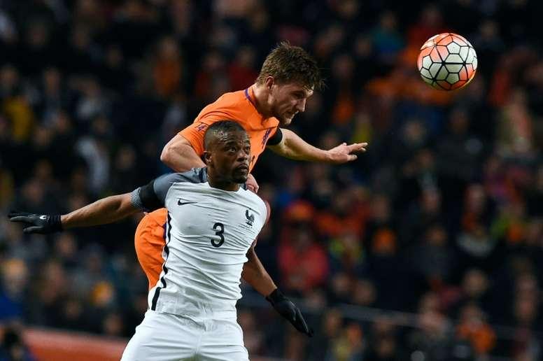 Ajax pin down Tottenham target Veltman. AFP