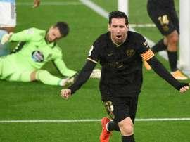 City e uma impressionante oferta a Messi. AFP