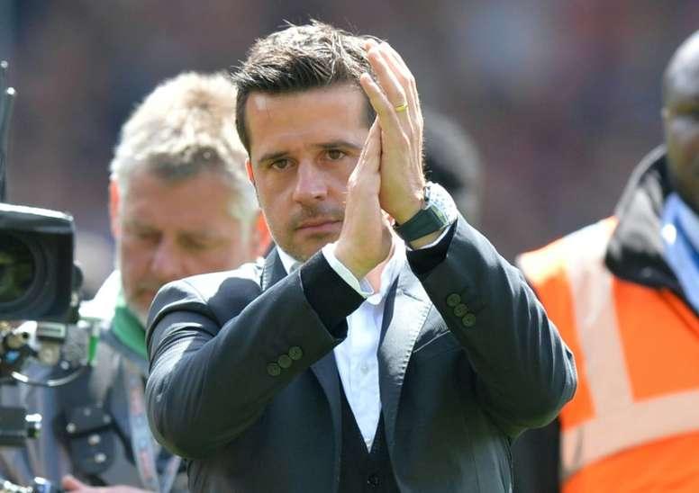 Watford have enjoyed an unbeaten start to the season so far under Marco Silva. AFP