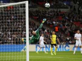 Les compos probables du match de Ligue des champions entre Tottenham et Dortmund. AFP