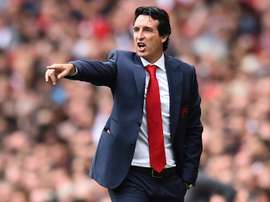 Emery is off the mark. AFP