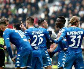 Brescia have pulled out of the Coppa Italia. AFP