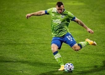 Seattle golea a Tigres y pasa a las 'semis' de la Leagues Cup. Archivo/AFP