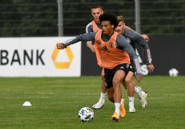 Spotlight on Sane, Süle as Germany battle Spain in Nations League