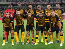 Kaizer Chiefs lead slashed to four points after unlucky loss. AFP