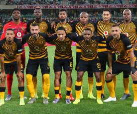 The South African Premiership will resume on August 11th behind closed doors. AFP