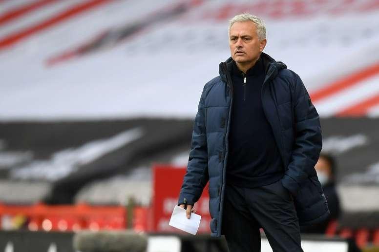 Le Barça se renseigne sur deux joueurs de Mourinho. AFP