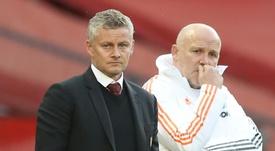 Solskjaer sigue a una perla del Swansea. AFP