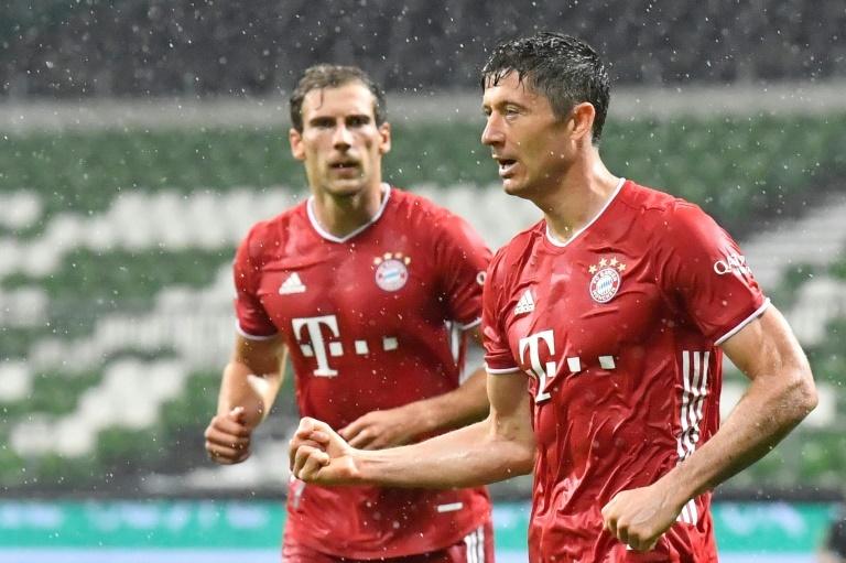 Lewandowski Bundesliga 2019-20