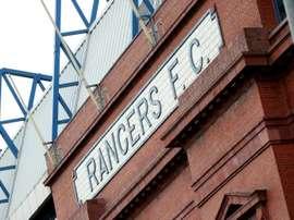 El Rangers está tras el entrenador del Aberdeen. AFP/Archivo
