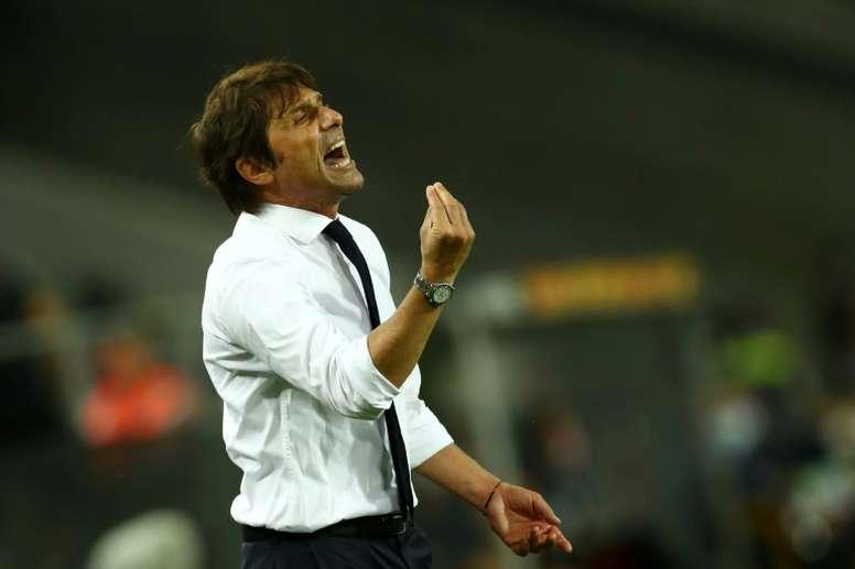 L'Inter officialise le tranfert de Darian Marles. AFP
