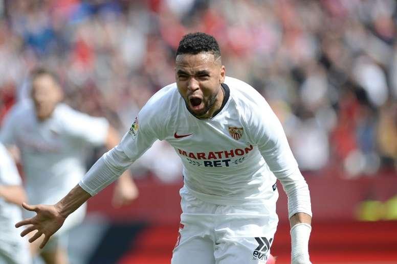 El Sevilla abona otros siete millones por En-Nesyri. AFP