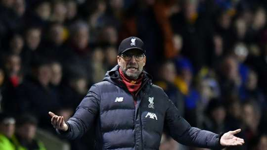 Liverpool were warned over possible winter break clash: FA. AFP