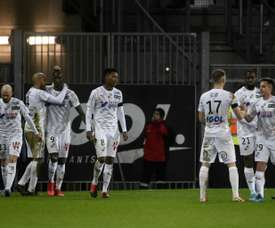 Amiens have taken the decision to relegate them to court. AFP
