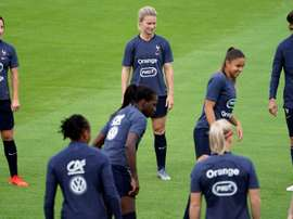 France are the host nation at the Women's World Cup this summer. AFP