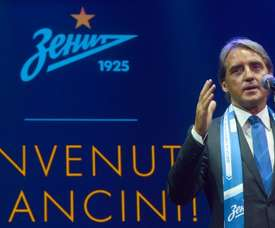 Zenit tackle Rostov in Russian league buoyed by European progress. AFP