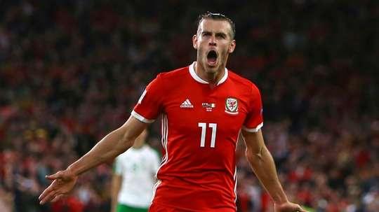 Bale va se reposer. AFP