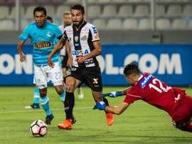 El Inter ha pensado en Thiago Maia. AFP