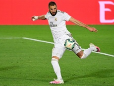 French prosecutors want Benzema to stand trial. AFP