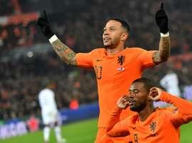 Holanda fue muy superior a Francia. AFP