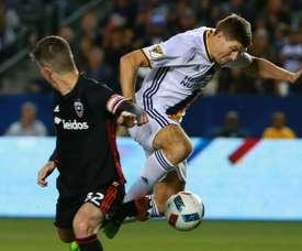 Gerrard aún no se ve preparado para ser entrenador. AFP
