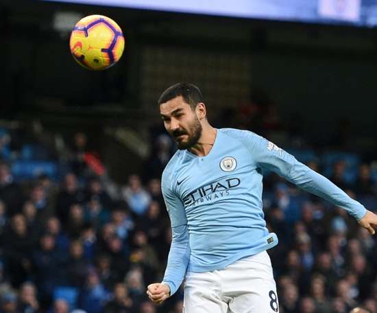 Gundogan relishing coming home with Man City after Schalke snub