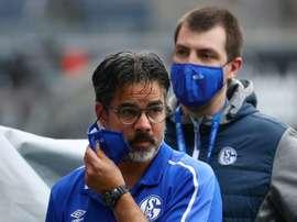 Schalke failed to win again. AFP