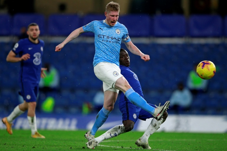 Man City Kevin De Bruyne Out With Injury
