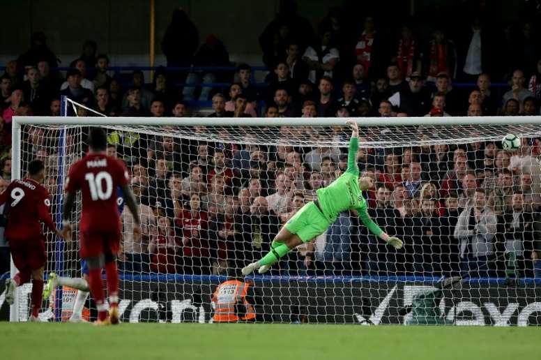 2019 UEFA Super Cup: Liverpool v Chelsea. AFP