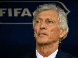 El técnico argentino, con muchas posibilidades de dirigir a la 'Albicelestre'. AFP