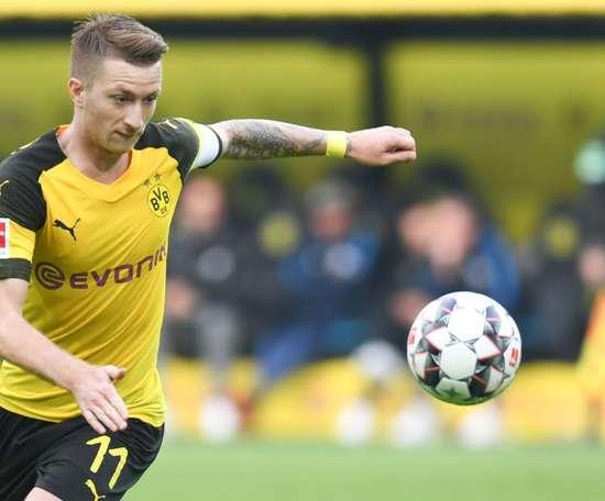 Borussia Dortmund. AFP