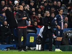 While Cavani heads for exit, PSG hope to tie down breakthrough star
