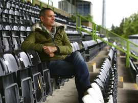 Forest Green chairman Dale Vince has confirmed his team will wear bamboo shin pads. AFP